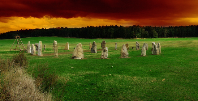Svátek čarodějnic - Beltaine