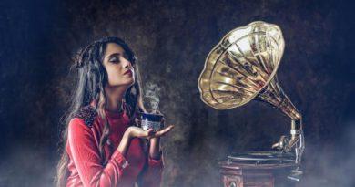 Magie kouře a vůní