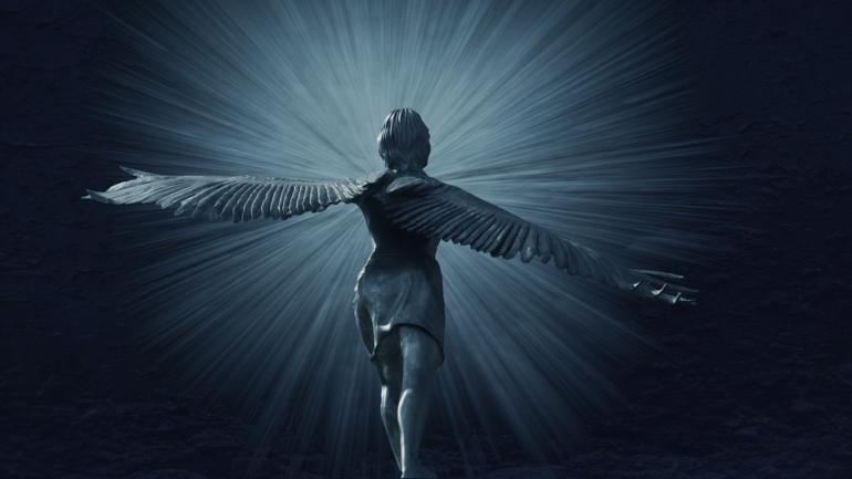 Živel vzduchu - archanděl Rafael