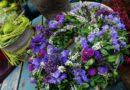 Květinové věnce - symbol kruhu