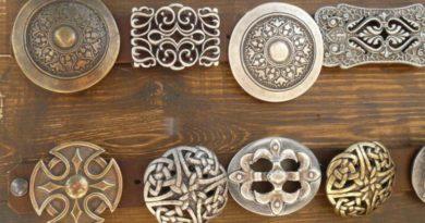 Keltské uzly, symboly a ornamenty