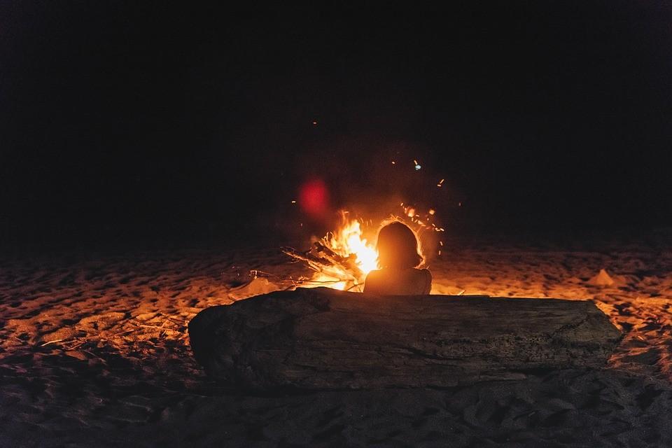 Živel ohně - jiskra života