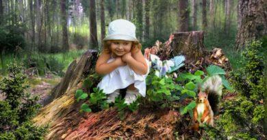 Animismus - éterické síly a duchové přírody