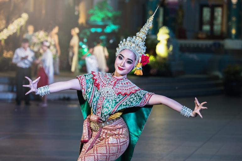 Rituální tanec upravuje životní rytmus