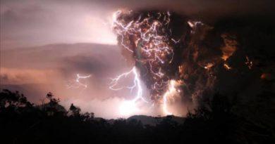 Očistná energie letní bouřky