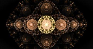 Fraktálové vzory a myšlenky