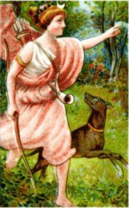 goddess-diana-1650622_1920