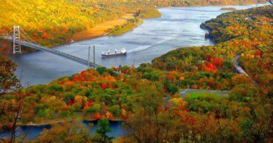 Léčivá síla řeky, potoka a vodopádů