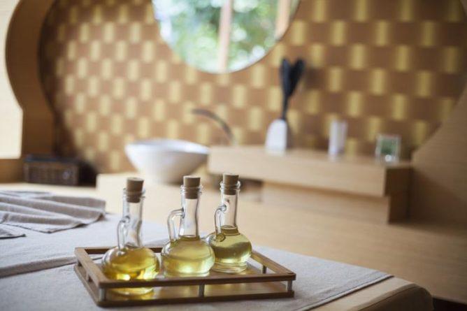 Masážní skořicový olej