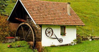Tajemná energie starých mlýnských kamenů