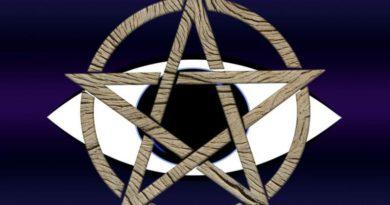 Pentagram - symbol člověka