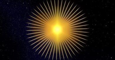 Královské Slunce - oheň života