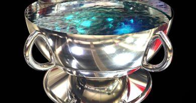 Výroba svěcené vody