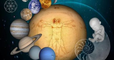 Zlatý řez - božský princip