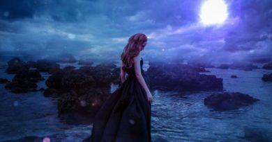 Bohyně Měsíce, ženská energie