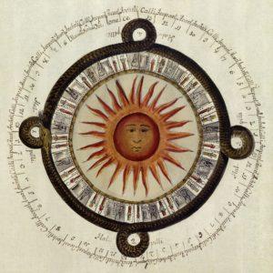 Cyklické plynutí času a kruh věčnosti