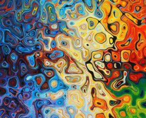 Syntézie - tajemné souznění smyslů
