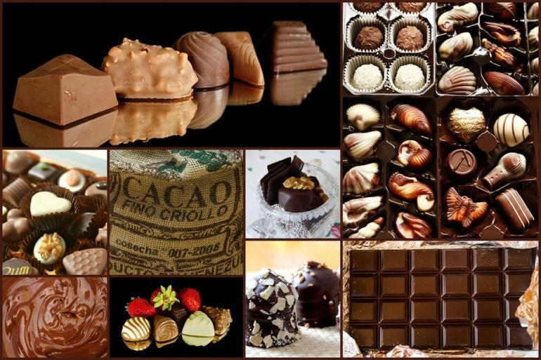 Božská čokoláda - afrodiziakum