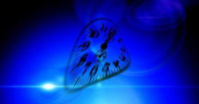 Podivné anomálie času