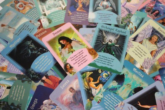 Tarotové karty - mystické tajemství
