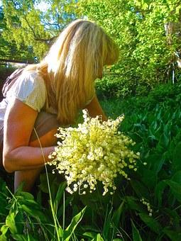 Jarní kvítí - přírodní rituály