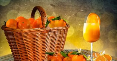 Pomerančový džus bez chemie