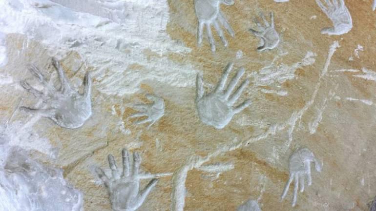 Projektivní ruka a životní energie
