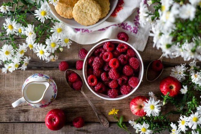 Domácí malinovka - retro recept