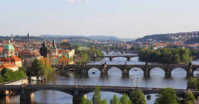 Mystická Praha - duchovní energie