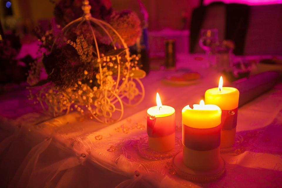 Magie svíček - spirituální světlo