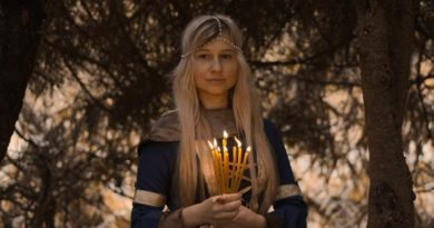 Imbolc - svátek světla a svící