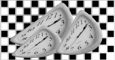 Podivné anomálie času a vlastnosti časoprostoru