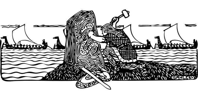 Runy, gema - ochranné symboly