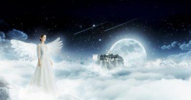 Andělská energie - duchovní vibrace