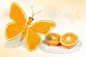 Pomerančový likér s limetkou a badiánem