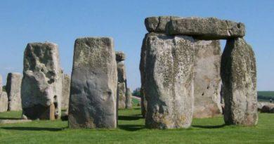 Stonehenge - magické kameny