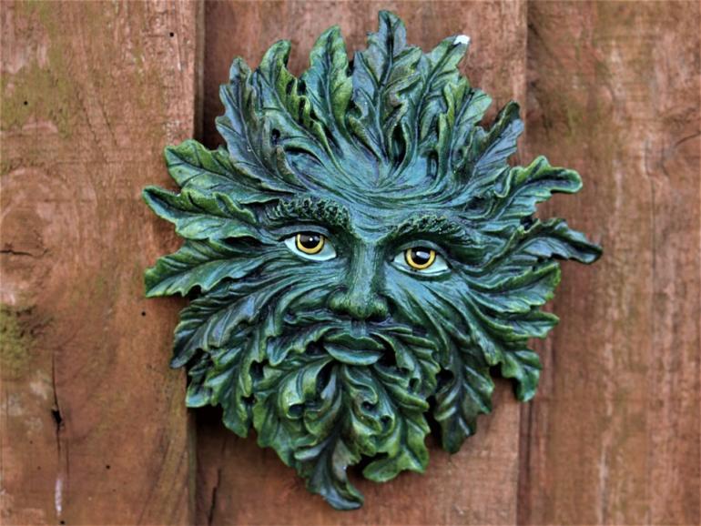 Dubový král - Zelený muž