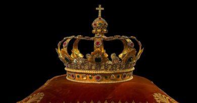 Magický symbol - královská koruna