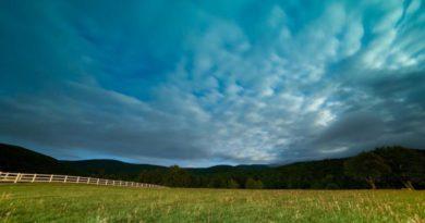Obloha - druhy mraků