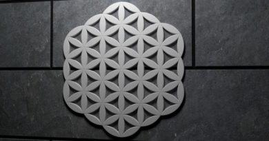 Květ života - posvátná geometrie