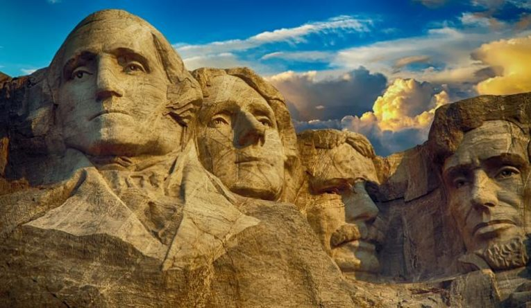 Washington a posvátná geometrie