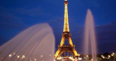 Magická Eiffelova věž
