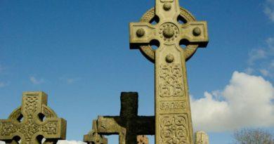Keltský kříž - pohanský symbol