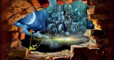 Astrální dimenze - myšlenkové projekce