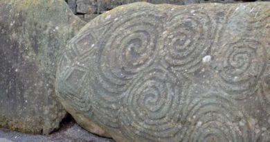 """Keltský symbol - ,,triskelion"""""""