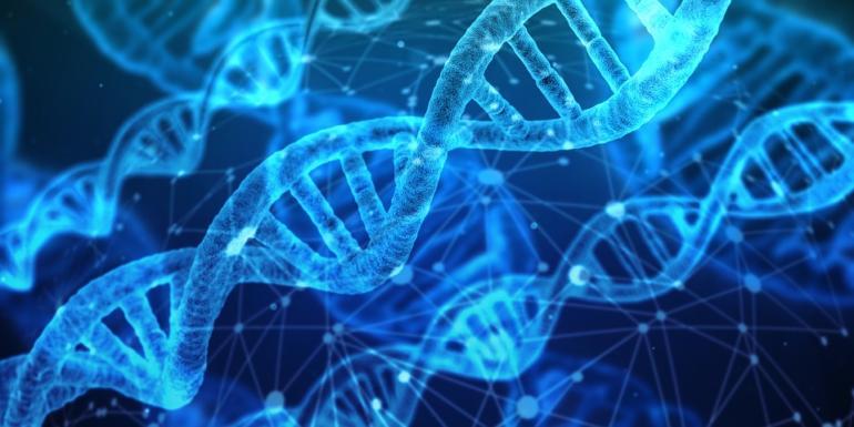 Kvantování a potenciál DNA