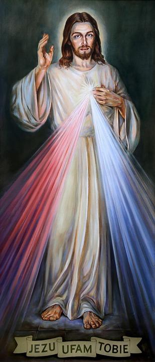 Energie Ježíše na kříži