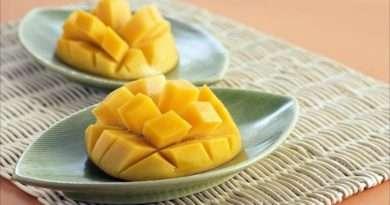 Mango plné vitamínů