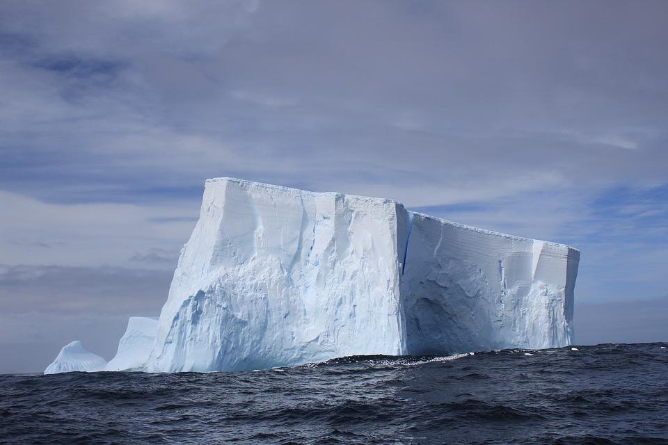 Ledovce - řeky ledu
