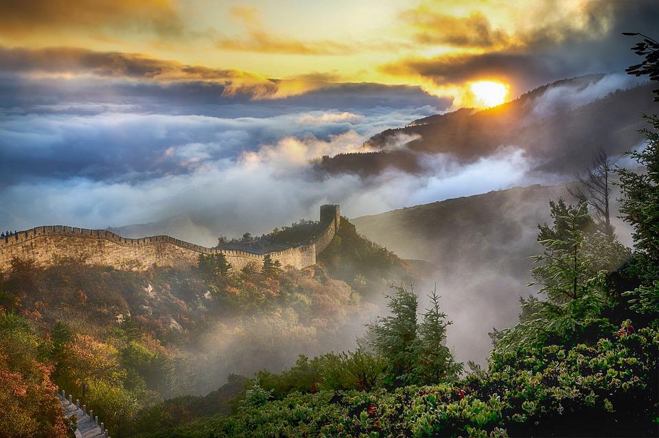 Velká čínská zeď - div světa